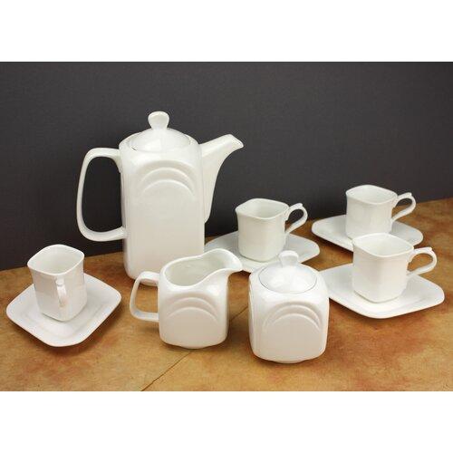 Omniware Culinary Proware 11 Piece Coffee Service Set