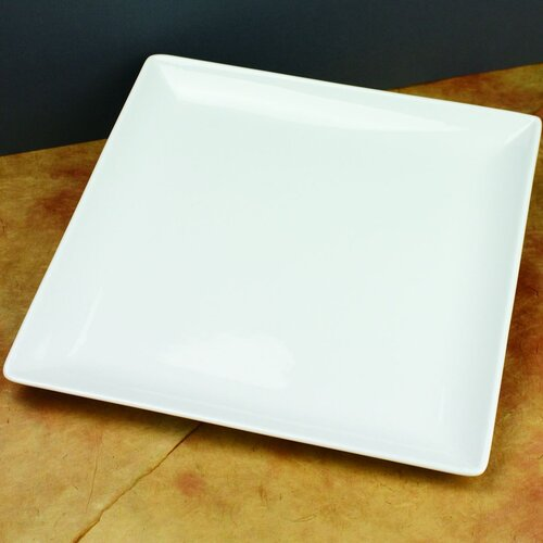 "Omniware Culinary Proware 9.75"" Square Appetizer Plate"