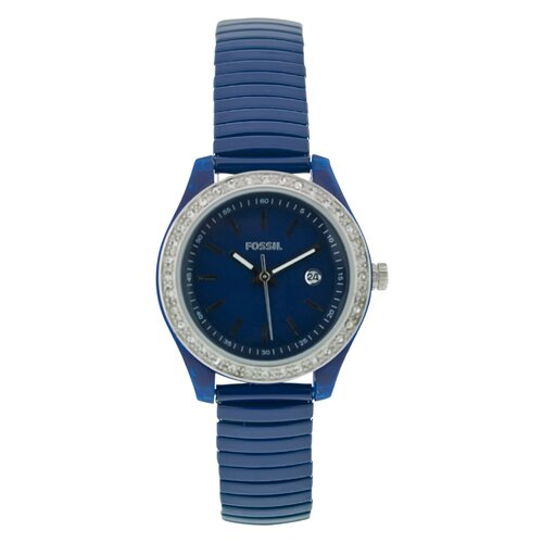 Fossil Stella Women's Watch in Blue