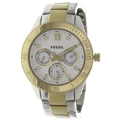 Fossil Estella Women's Diamonds on Hourmarkers Watch