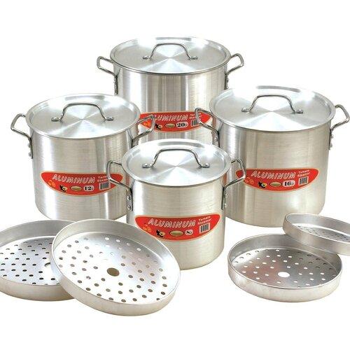 Cook N Home 12 Piece Tamale Steamer Set