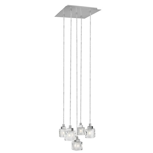 Tanga 1 5-Light Foyer Pendant