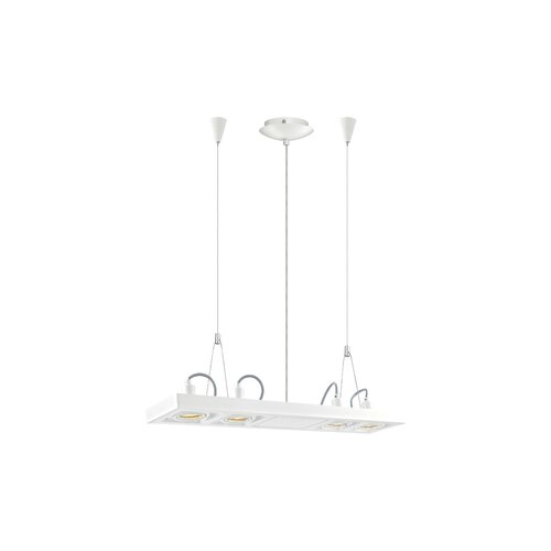 Vectus 4 Light Kitchen Island Pendant