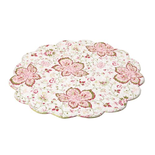 Chesapeake Reversible Sorbet Quilted Placemat (Set of 12)