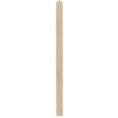 "Waddell 28"" Ash Parsons Table Leg"