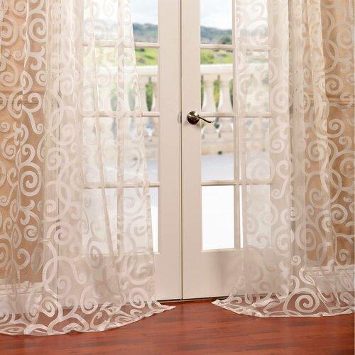 half price drapes wayfair. Black Bedroom Furniture Sets. Home Design Ideas