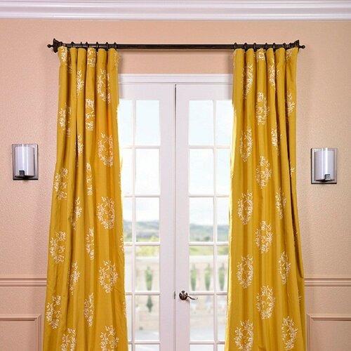 Half+Window+Curtain+Rods Half Price Drapes Isles Printed Cotton Rod ...
