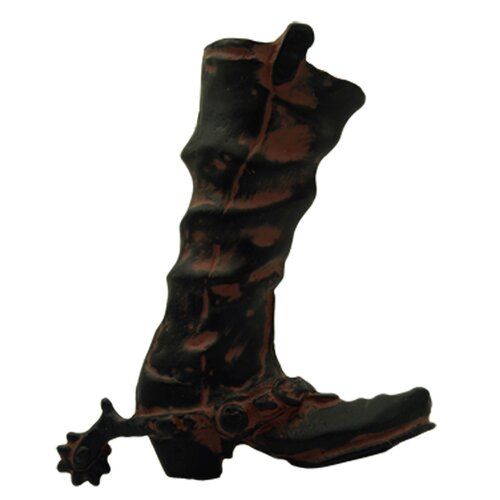 "Anne at Home Curiosities Fancy Footwear 4"" Bar Pull"