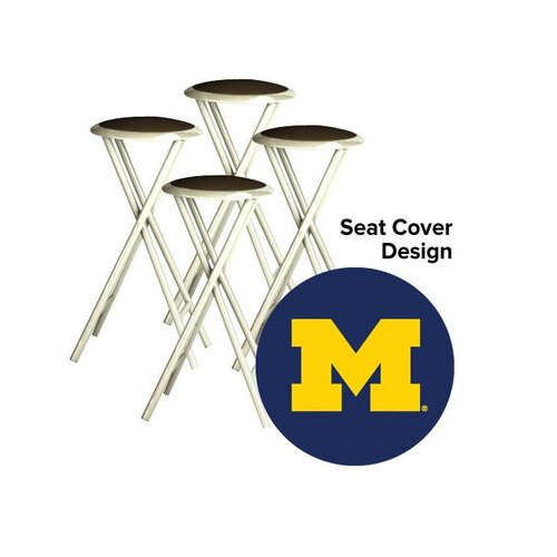 NCAA Stool (Set of 4)