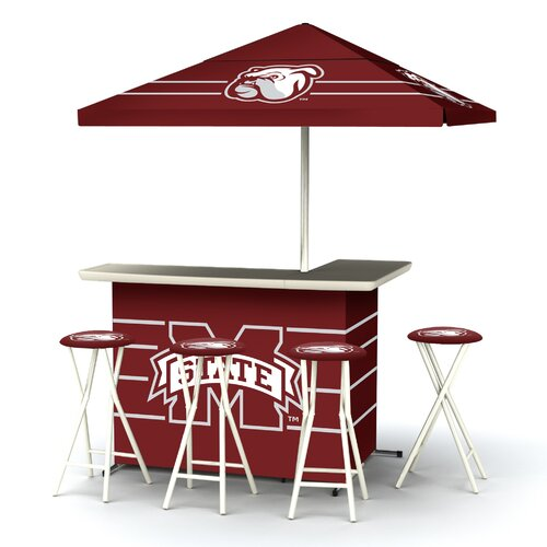 5 Piece Mississippi State Bar Set