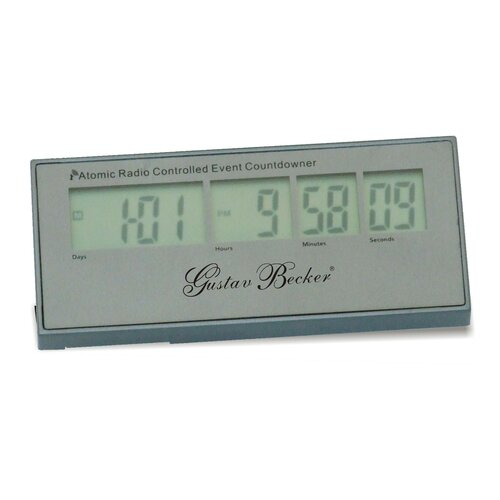 Atomic Countdown Alarm Clock