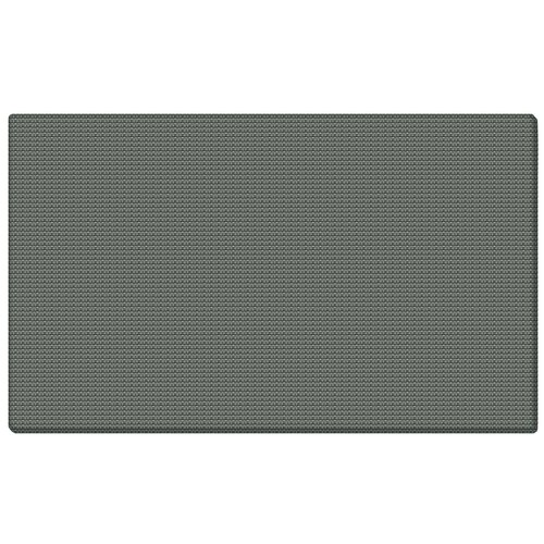 Ghent 4' x 6' Bulletin Board with Wrapped Edge