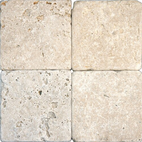 MS International Honed And Filled Travertine Tile