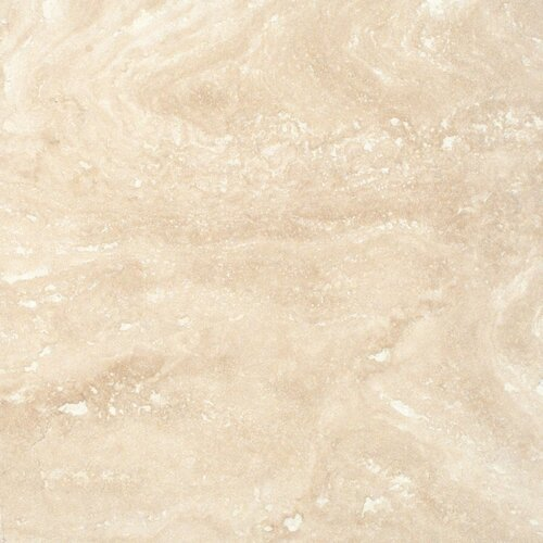 """MSI 6"""" X 6"""" Honed, Filled And Beveled Travertine Tile In"""