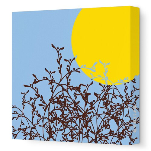 Avalisa Imaginations Meadow Stretched Canvas Art