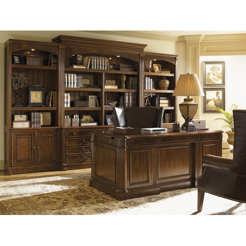 Sligh Northport Pedestal Desk