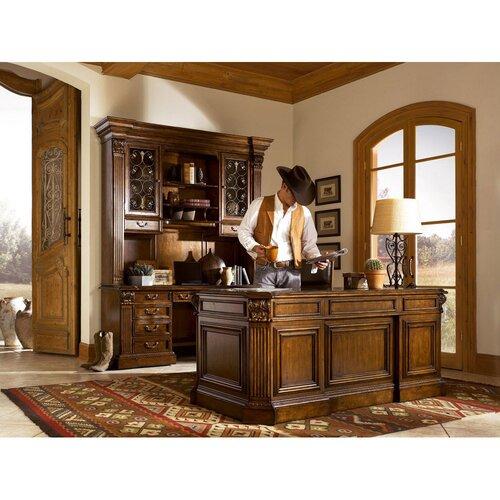 Sligh Laredo Credenza Desk with Storage