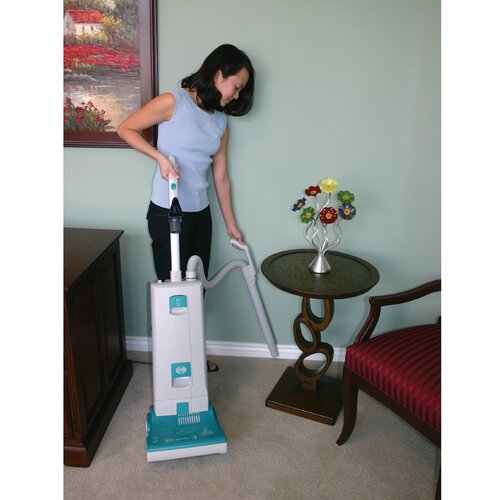 Sebo Essential G1 Upright Vacuum, Teal