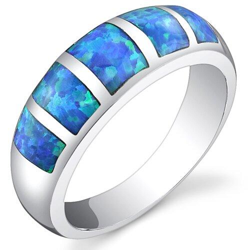 Opal Rectangle Band