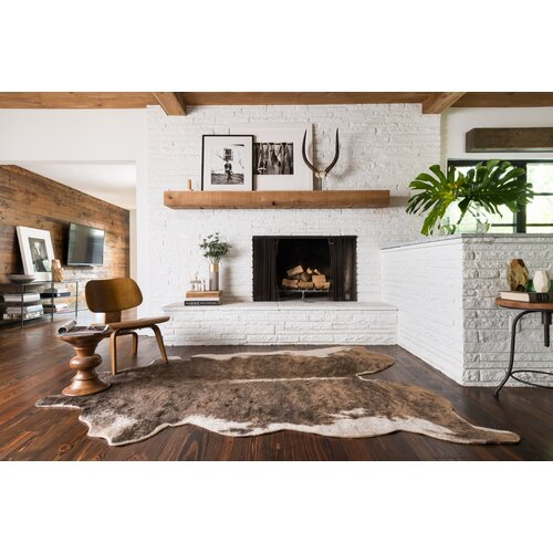 Leopard Print Rug In Dining Room: Loloi Rugs Grand Canyon Cream & Light Brown Animal Print