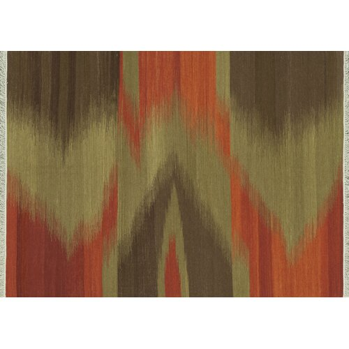 Loloi Rugs Santana Red / Brown Rug