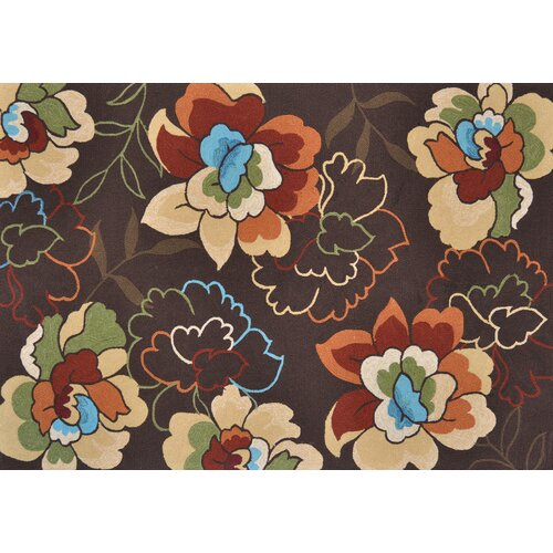 Loloi Rugs Sunshine Brown Indoor/Outdoor Rug