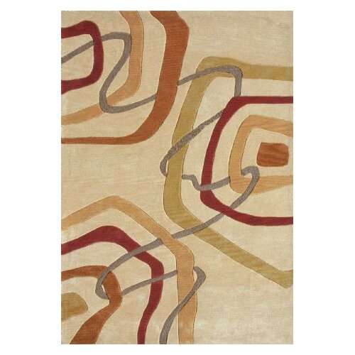 Loloi Rugs Abacus Light Gold Rug