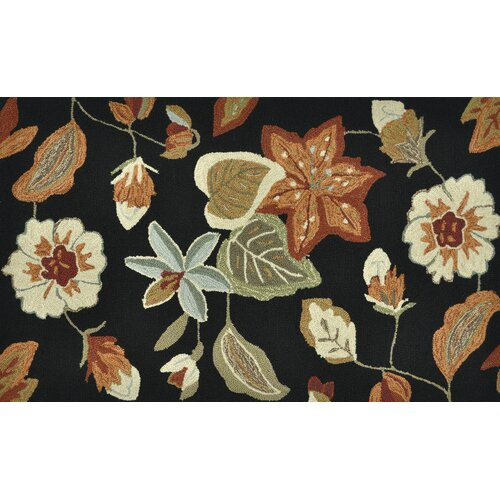 Summerton Black/Rust Rug