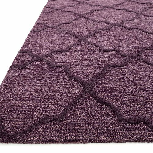 Loloi Rugs Circa Plum Area Rug Amp Reviews Wayfair
