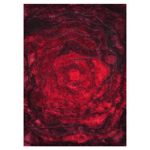 Glamour Red Rug