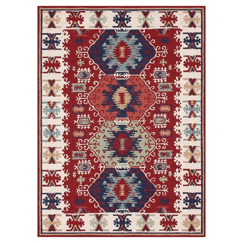 Loloi Rugs Taos Red Rug