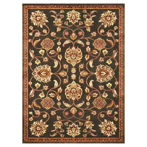 Halton Brown / Rust Rug