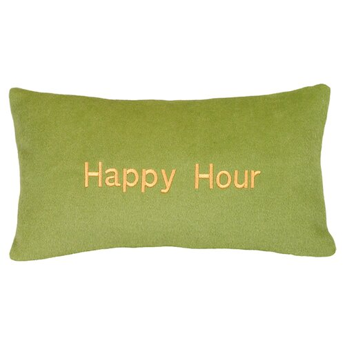 Happy Hour Cashmere Blend Pillow