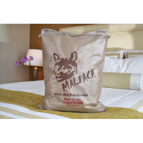 Malpaca Alpaca Medium Filled Pillow