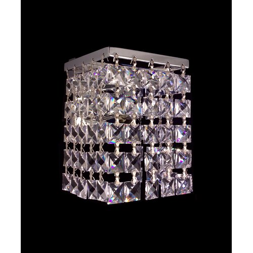 Corbett Lighting Party All Night: Classic Lighting Bedazzle 1 Light Wall Sconce