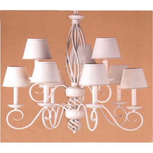 Classic Lighting Chalet 9 Light Chandelier