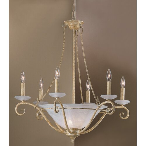 Lugano 9 Light Chandelier