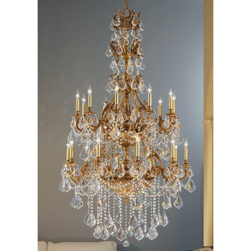 Classic Lighting Majestic Imperial 20 Light Chandelier