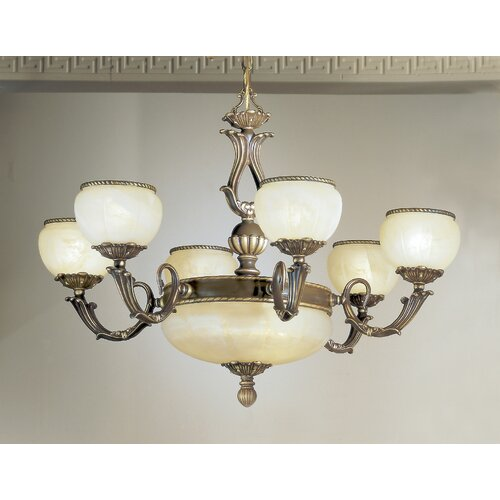 Alexandria II 9 Light Chandelier