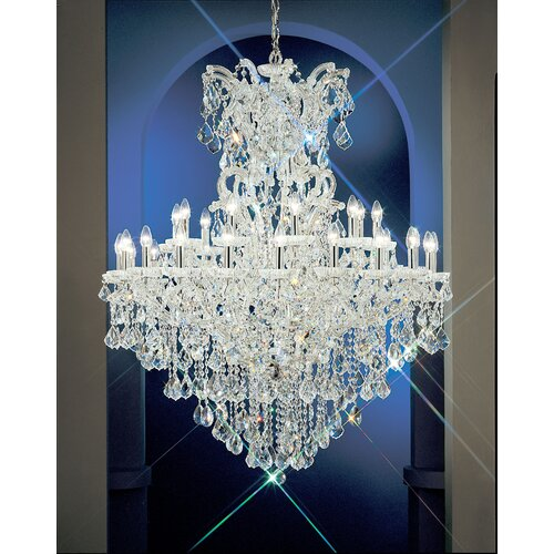 Classic Lighting Maria Thersea Chandelier