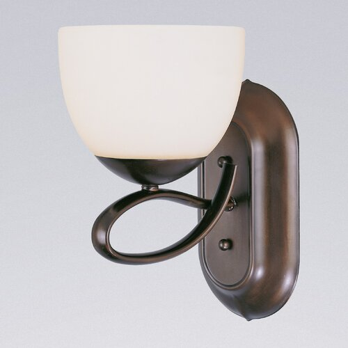 Classic Lighting Odyssey 1 Light Wall Sconce