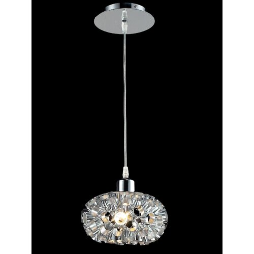 Laguna 1 Light Globe Pendant