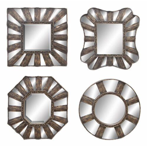 Mirror (Set of 4)
