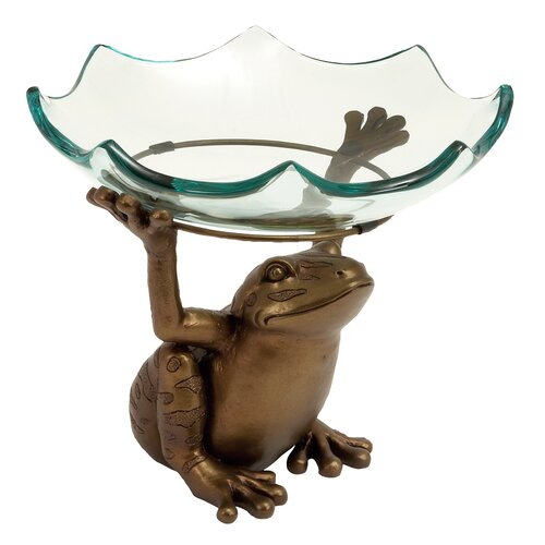 Aspire Frog Decorative Serving Bowl