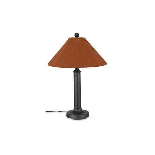 Patio Living Concepts Catalina Outdoor Table Lamp with Sunbrella® Shade