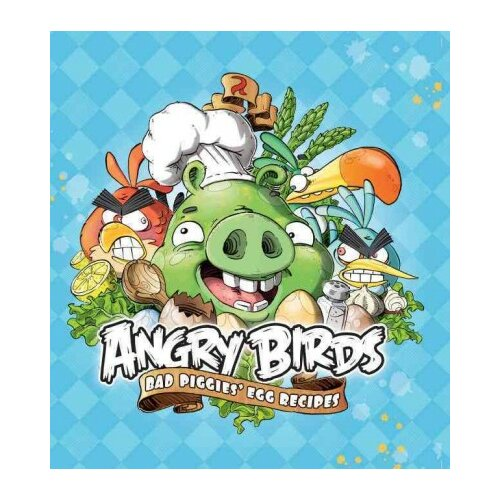 Diamond Comic Distributors Angry Birds Bad Piggies Egg Recipes
