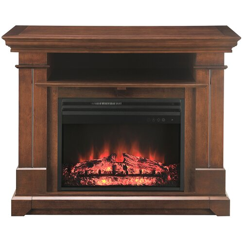 Muskoka Abrams Media Mantel Electric Fireplace