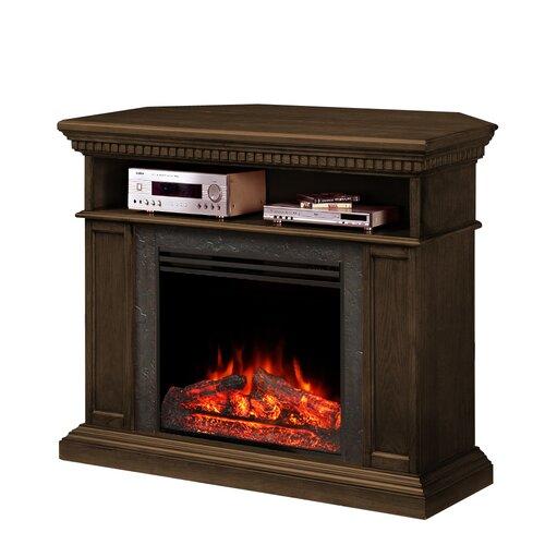 Greenway Muskoka Media Console Hybrid Electric Fireplace