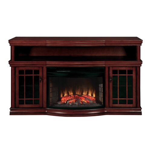 Greenway Muskoka Dwyer Media Console Electric Fireplace
