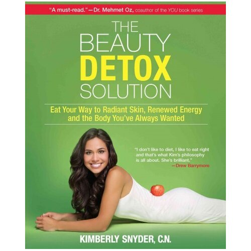 Harlequin Books The Beauty Detox Solution